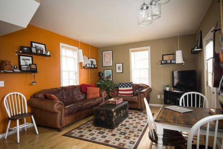 Cozy, private room in adorable home - Minneapolis - Ev