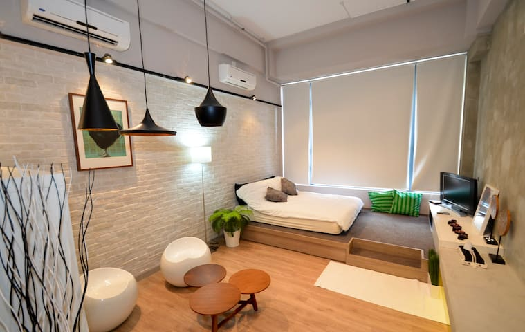 Cozy Studio near Mongkok - Hong Kong