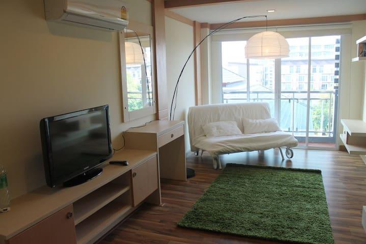 Appartment in Bangsaen - Saen Suk - Appartement