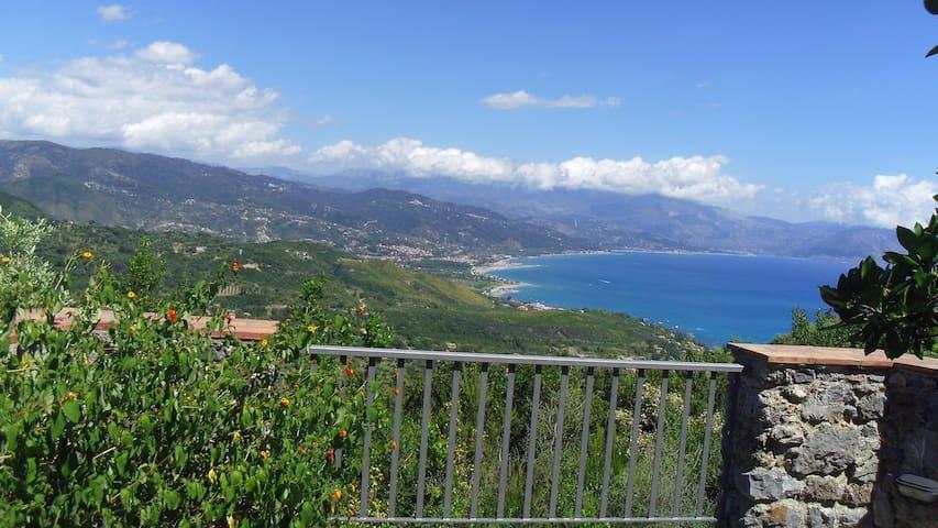 Tra i limoni... il mare di Scario - San Giovanni A Piro - Villa