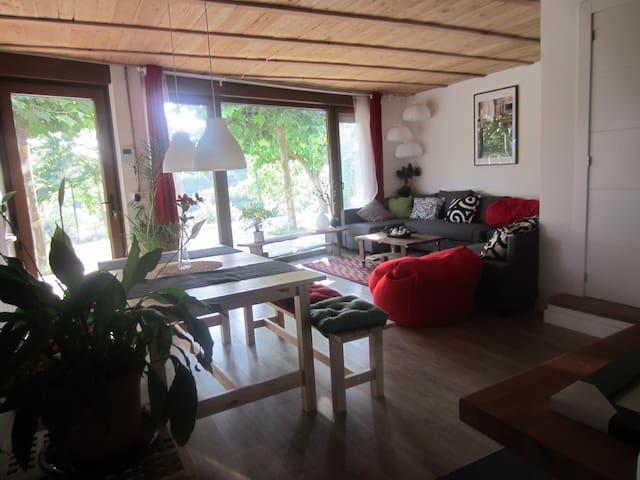 Relax+ocio. Entre Bilbao y la playa - Bilbao - Appartement