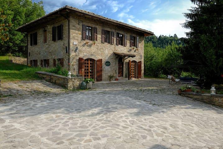 Un oasi di pace nel cuore d'Italia - Pievebovigliana - Villa