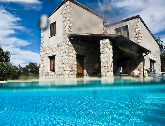 Charming house in Sannio countyside - Melizzano - Dom