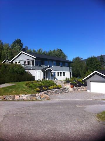 Apartment with views of the fjords. - Stranda - Apartamento
