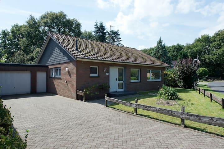Beltvilla 'Haus an der Heide' - Itterbeck - Hus