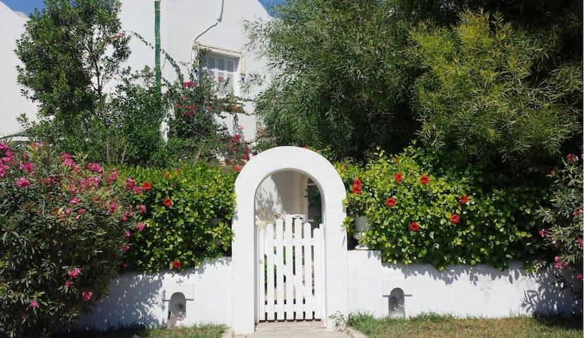 Villa Jumelée Bord de Mer - Korba - Huis