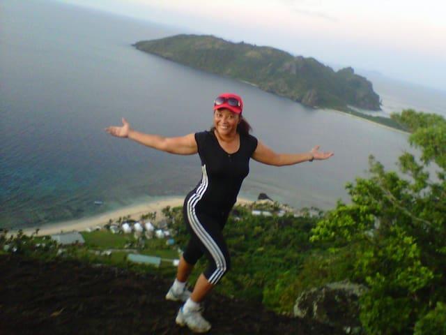MAI Fiji- Paradise  - Nadi - Hus