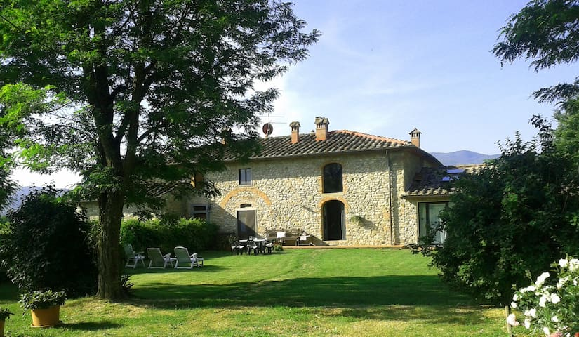 Florence countryside, nice cottage - Vicchio - Appartement