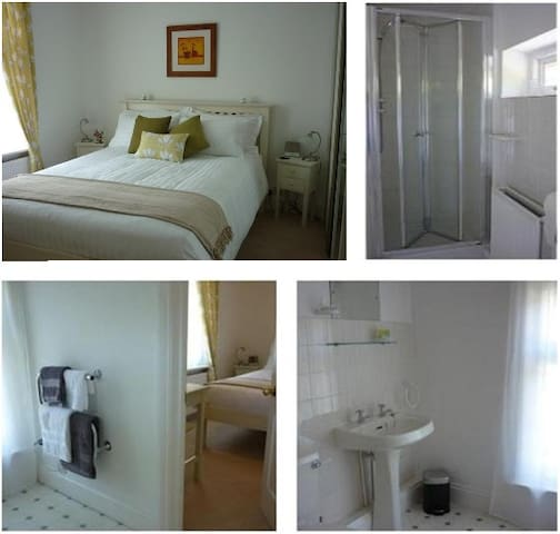 'Apple' en-suite by Nature Reserve - Wareham - Bed & Breakfast
