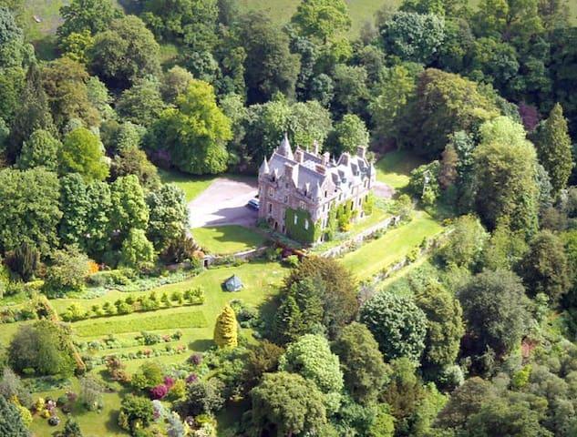 Kilbryde Castle Apartment - Dunblane - Departamento