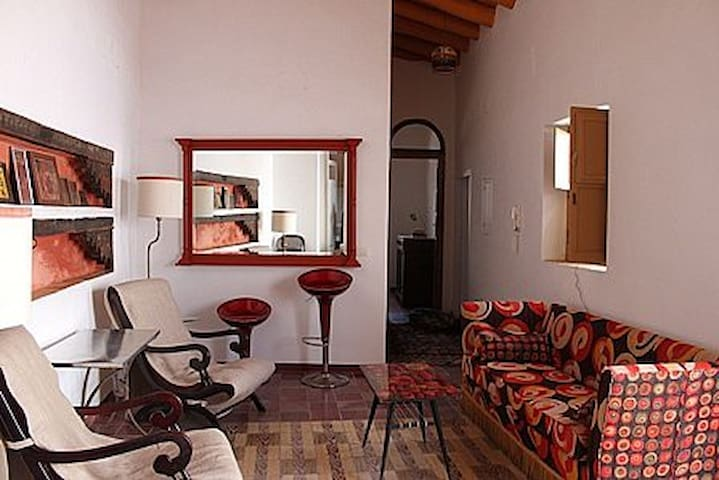 Apartamento con encanto en Carmona - Carmona - Huis