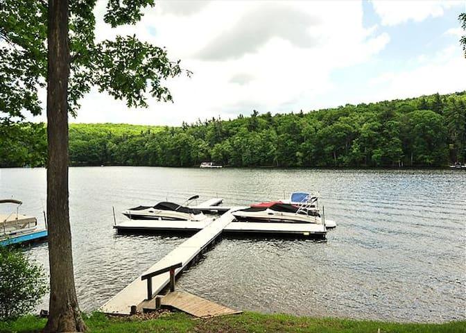 Lake View Cottage - Deep Creek Lake - Swanton - Huis