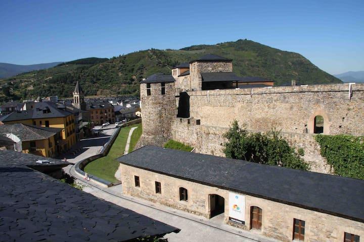 Ponferrada Castillo - Ponferrada - Lägenhet