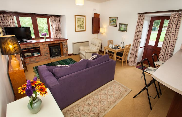 Studio @ East Briscoe Farm Cottages - Barnard Castle  - Huis