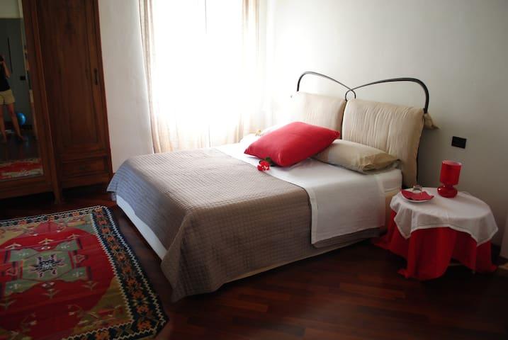 camera doppia ad uso singola - San Salvatore Monferrato - Bed & Breakfast