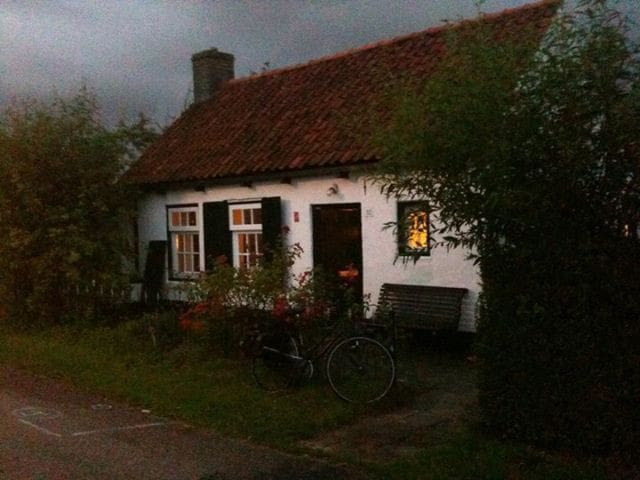 Lovely cottage by the seaside - Sluis - Dom