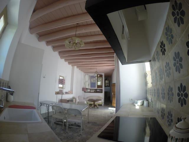 Apartamento con encanto en Carmona - Carmona - Talo