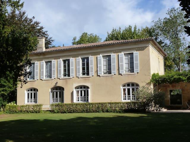 Girondine de Charme prés St EMILION - Sainte-Terre - Ev