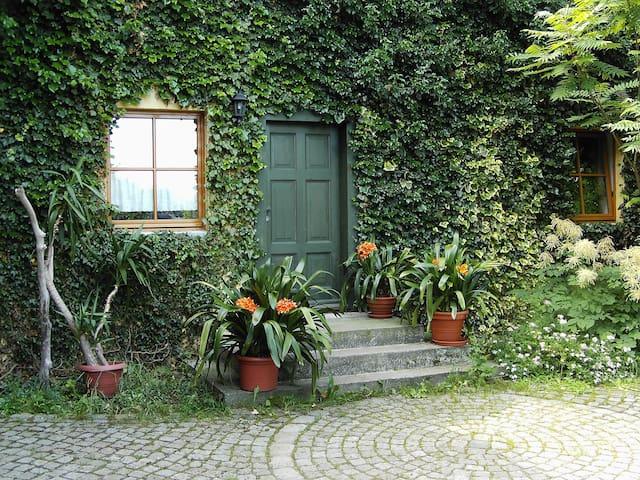 Gemütliche Wohnung in der Natur - Stolpen - Appartement
