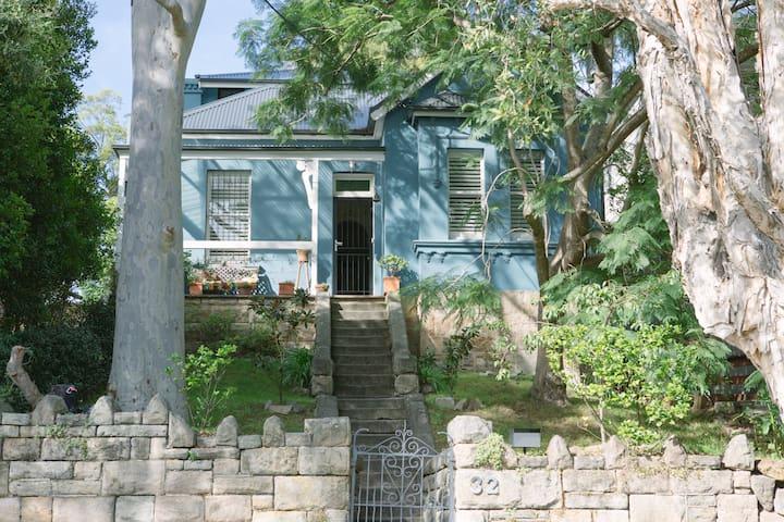 Lilyfield Guest House -incl. b/fast - Lilyfield - Bed & Breakfast