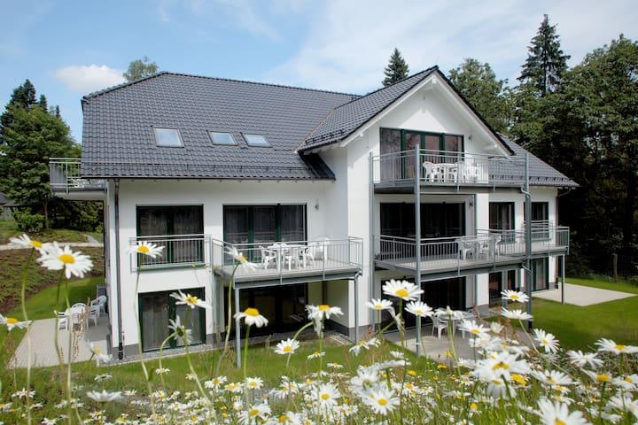 Wohnen in Jagdhaus Resort - Schmallenberg - Lägenhet