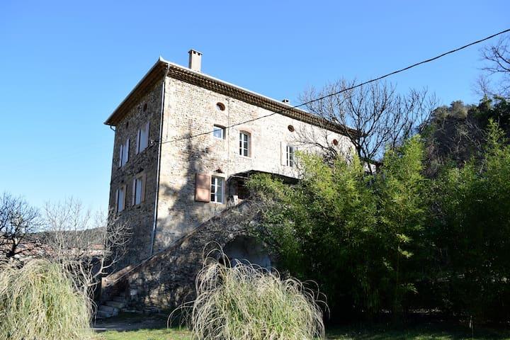 Chambre  entre Alès et Galeizon - Cendras - Rumah