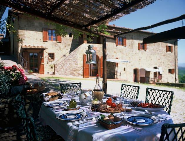 ROSA cosiest and romantic studio - Greve in Chianti - Appartement