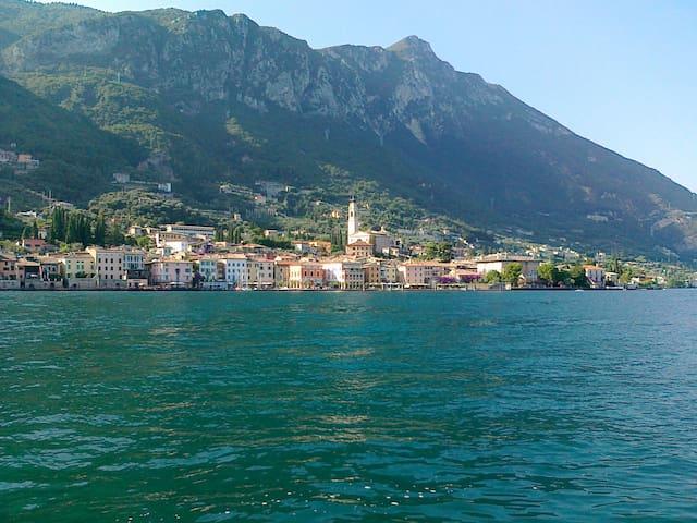 Apartment Centomiglia Lake Garda - Gargnano