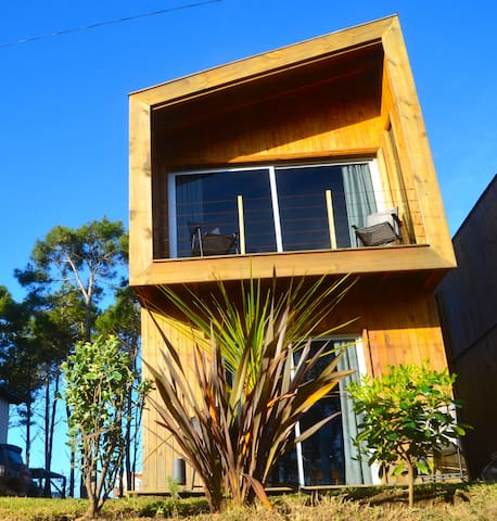 A Great and Cozy House Fully Equipped - Punta del Diablo - Huis