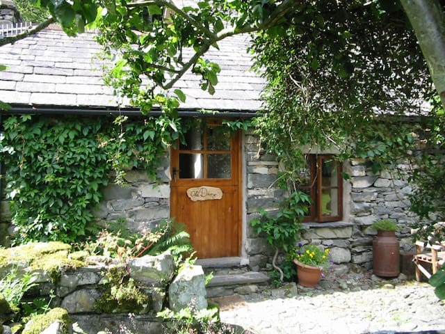 Old Dairy Cottage, Torver, Coniston - Coniston - Huis
