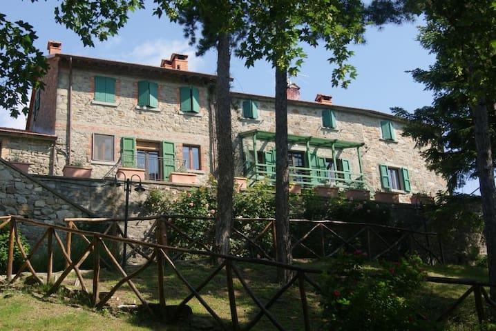Fattoria  di Arsicci - Your home in Italy - Arsicci - 別墅