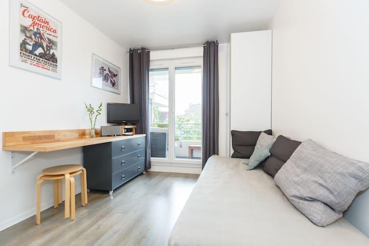 small nest cozy - Asnières-sur-Seine - Leilighet