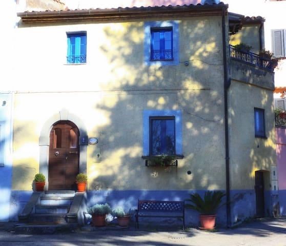 Casa Kristina - Castel Cellesi - Bagnoregio - Hus