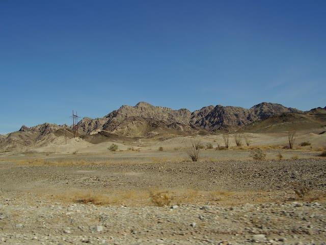 Camping land near Hot Springs - Niland - Diğer