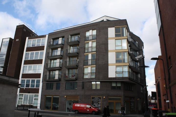Hip Apartment in Hackney Central - Londyn - Apartament