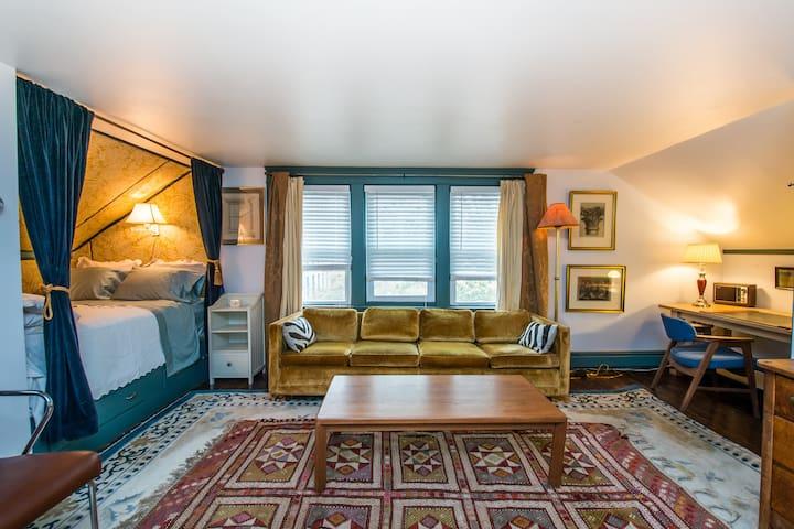 Cozy loft in Providence - Провиденс - Лофт