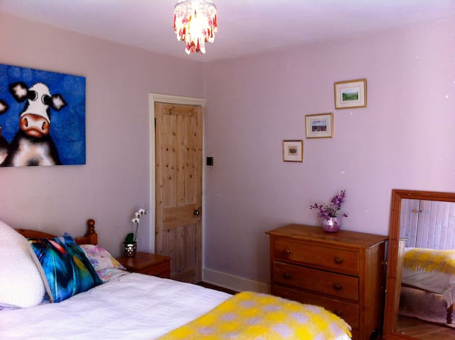 Sunny Double Room,Guildford - Guildford