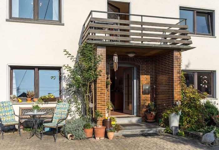 Für Familien, Wanderer, Biker - Damscheid - Lägenhet