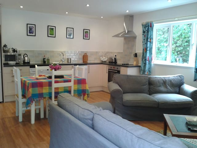 Contemporary cottage, woodland view - Petworth