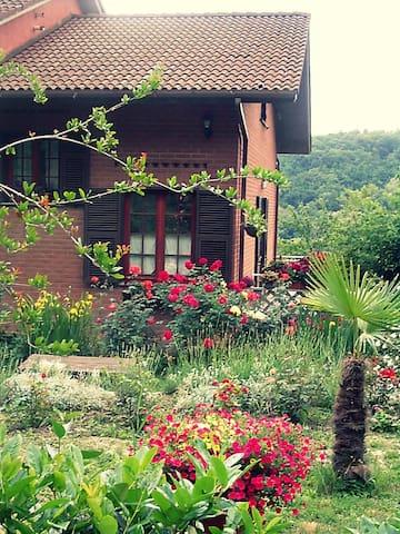 B&B The Roses Garden - Cosseria