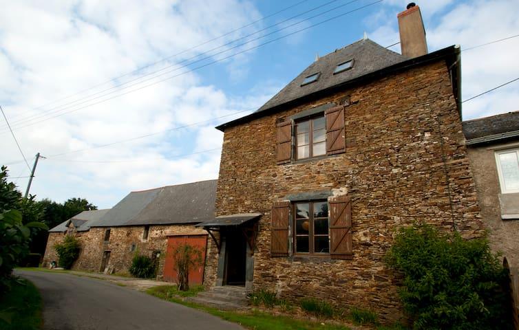 Maison de maître à la campagne - Joué-sur-Erdre - Casa