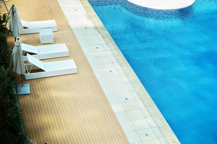 Deluxe front beach apartment - Nha Trang - Leilighet
