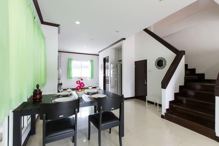 Town House for Rent in Hua Hin. - ตำบล หัวหิน - Casa