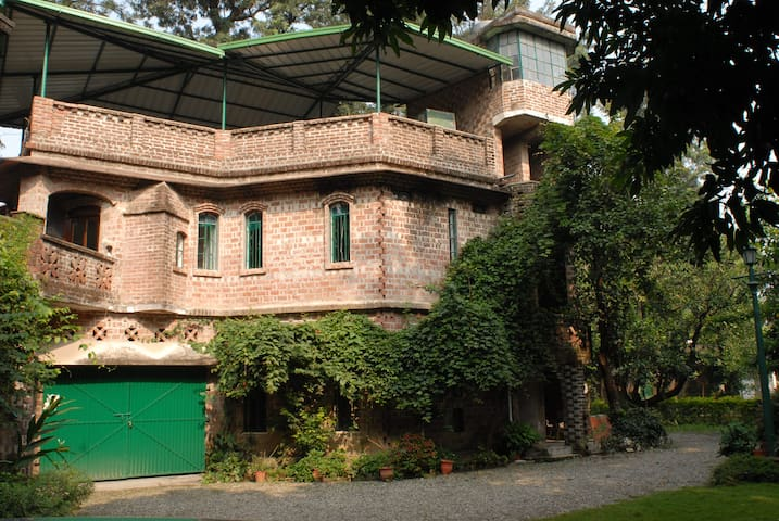 Annexe Suite in a Leafy Orchard - Dehradun - Dom