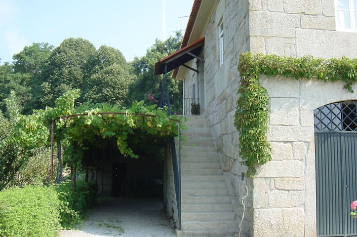 Vila Guiomar - Casa da Eira - Alvarenga, Arouca - Villa