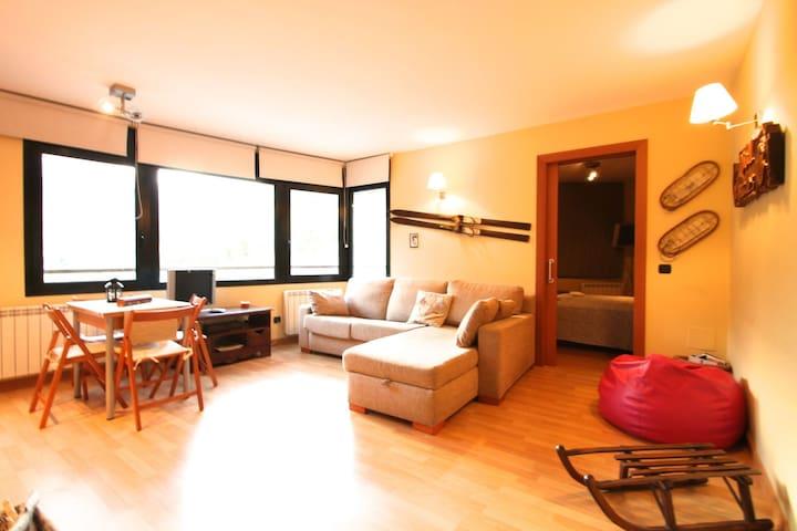 Great flat in Incles, Grandvalira - El Tarter - Apartment