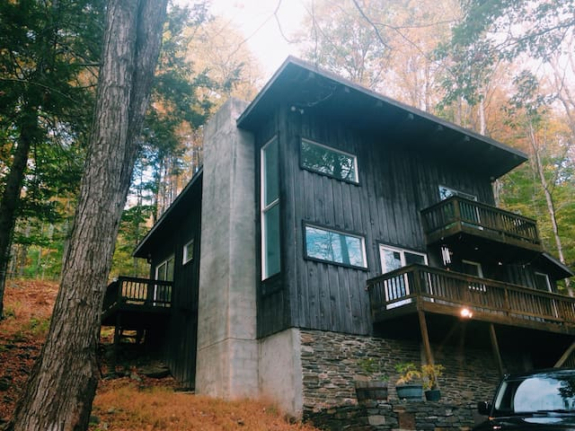 Peaceful Escape in the Catskills - Willow