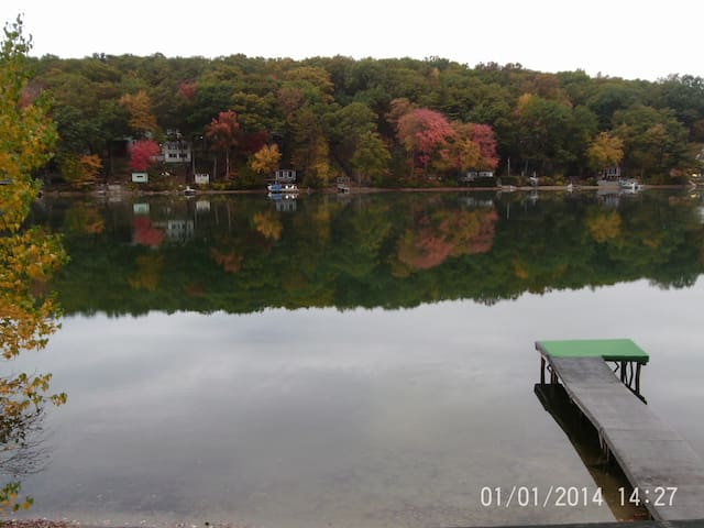 Lake House in North Eastern CT - Killingly - Huis