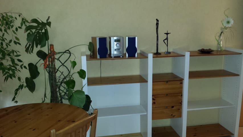 Comfortable apartment - Lahnau - Apartemen