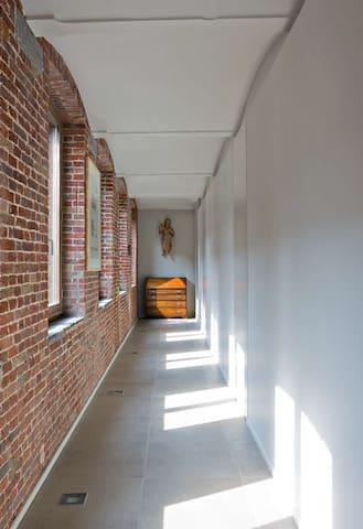 Chambre privé dans un loft - Gand - Loft